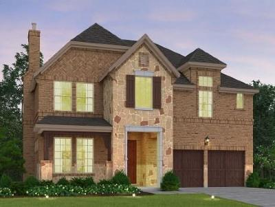 The Colony Single Family Home For Sale: 3740 Manchester