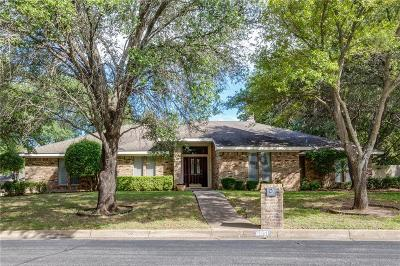 Mira Vista, Mira Vista Add, Trinity Heights, Meadows West, Meadows West Add, Bellaire Park, Bellaire Park North Single Family Home For Sale: 6851 Shorecrest Court