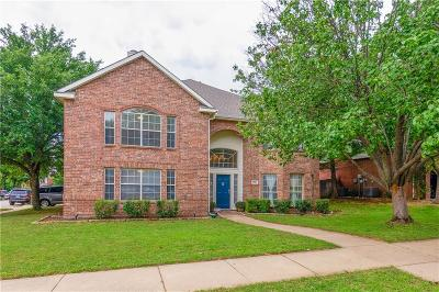 Denton Single Family Home For Sale: 1804 Glendora Court