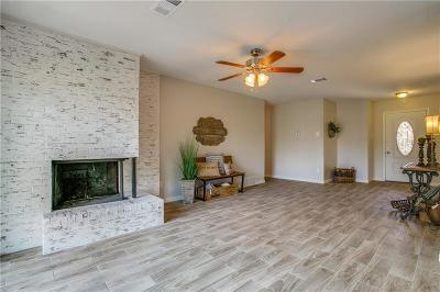 Irving Single Family Home Active Option Contract: 2317 Spanish Trail