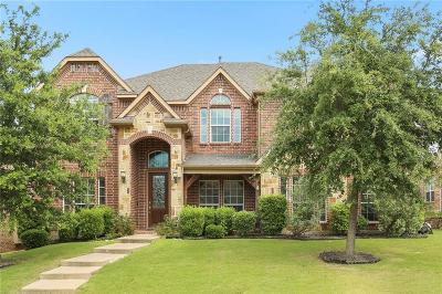 Frisco Single Family Home For Sale: 10651 Shire View Drive