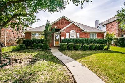 Plano Single Family Home For Sale: 8913 Somerville Way