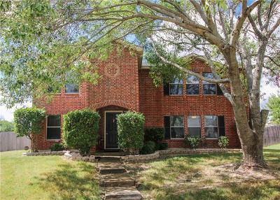 Rockwall Single Family Home For Sale: 2549 Barksdale Drive