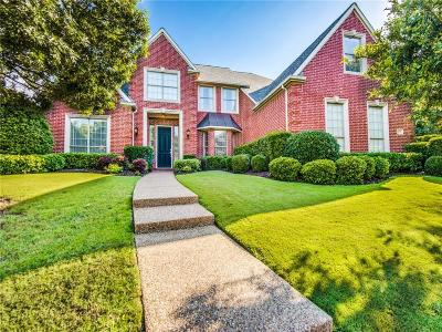 Flower Mound Single Family Home For Sale: 4609 Wildgrove Drive