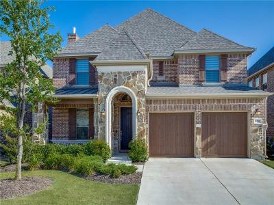 Denton County Single Family Home For Sale: 3708 Canterbury
