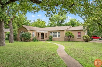 Brownwood Single Family Home For Sale: 2001 Vincent Street