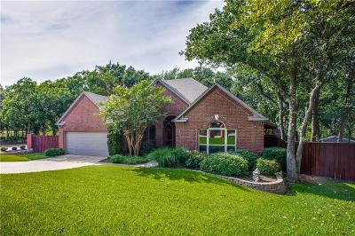 Grapevine Single Family Home For Sale: 718 Preston Place