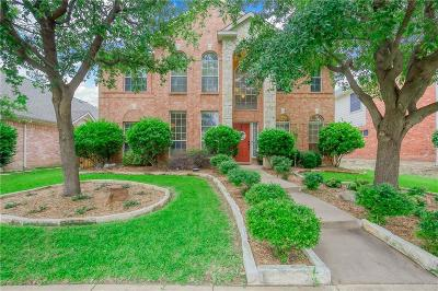 Allen Single Family Home For Sale: 435 Trinity Drive