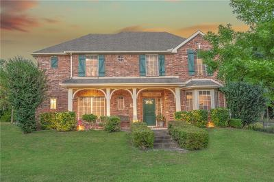 McKinney Single Family Home For Sale: 3680 Billy Lane