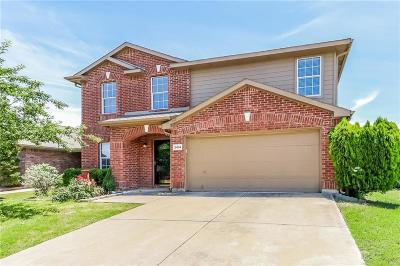 Single Family Home For Sale: 3404 Cheyenne Ranch Road