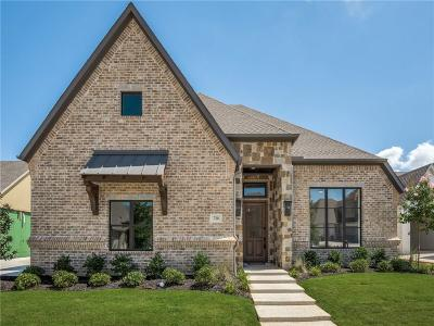Southlake Single Family Home For Sale: 720 Winding Ridge Trail