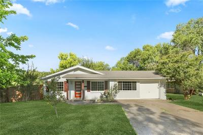 Richardson Single Family Home For Sale: 301 N Cottonwood Drive
