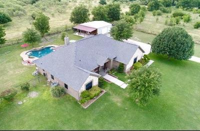 Benbrook Single Family Home Active Option Contract: 5926 Palcheff Drive