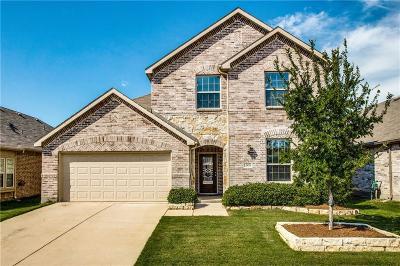 Little Elm Single Family Home For Sale: 1509 Zebra Finch Drive