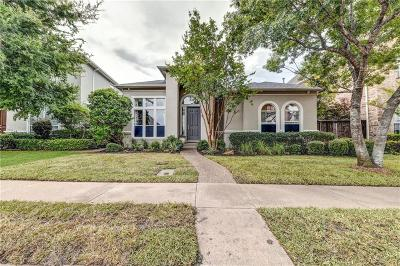 Irving Single Family Home For Sale: 3334 Ricci Lane
