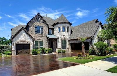 Southlake Single Family Home For Sale: 412 Winding Ridge Trail