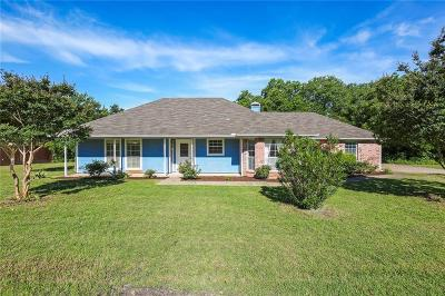 Mesquite Single Family Home For Sale: 301 Lindsey Avenue