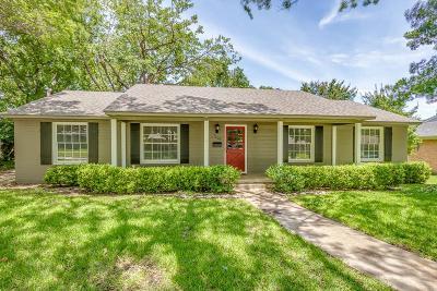Richardson Single Family Home For Sale: 1224 Laurel Lane