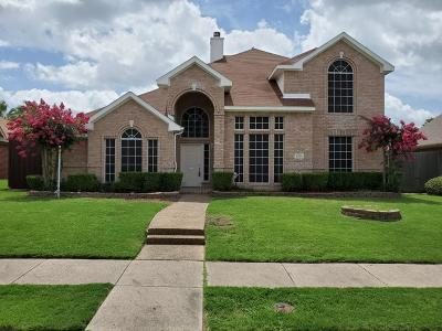 Rowlett Single Family Home For Sale: 4614 Clearlake Drive