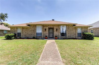 Richardson Single Family Home For Sale: 1410 Flintwood Drive