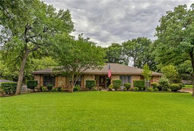 Arlington Single Family Home For Sale: 6206 Shorewood Drive
