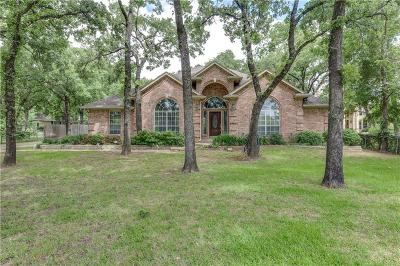 Colleyville Single Family Home Active Option Contract: 100 W Ld Lockett Road