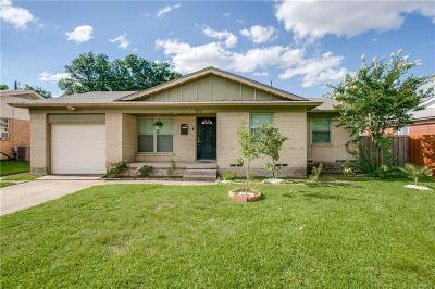 Richardson Single Family Home For Sale: 513 Rorary Drive