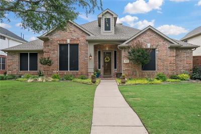 Richardson Single Family Home Active Option Contract: 3116 Coleshire Drive