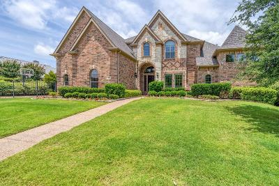 Southlake Single Family Home For Sale: 116 Keystone Drive