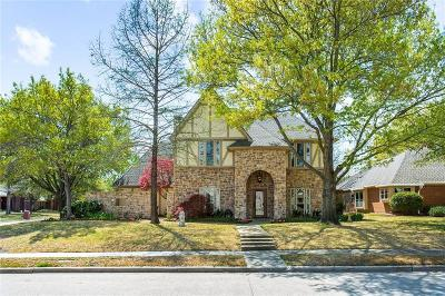 Plano Single Family Home For Sale: 3400 Ashington Lane