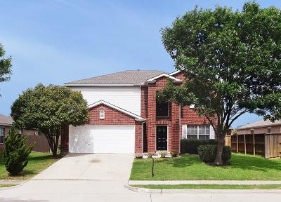 Little Elm Single Family Home For Sale: 2308 Penton Way