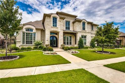 Southlake Single Family Home For Sale: 1100 Cool River Drive