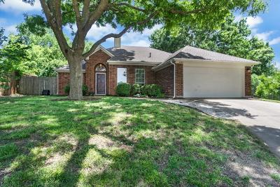 Mckinney Single Family Home Active Option Contract: 2903 Post Oak Lane