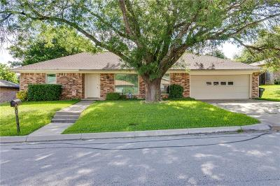 Single Family Home For Sale: 6813 Winifred Drive