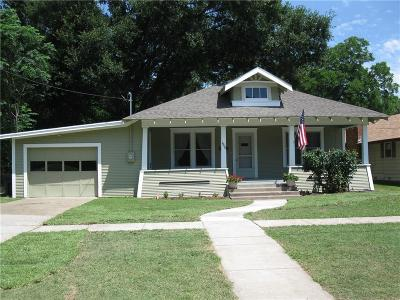 Navarro County Single Family Home For Sale: 1906 W Collin Street