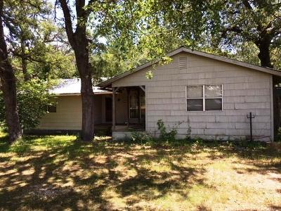 Freestone County Single Family Home For Sale: 857 Fm 489 W