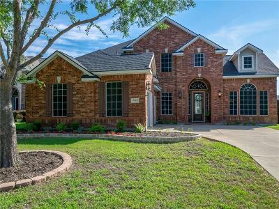 Rowlett Single Family Home For Sale: 9614 Pinehurst Drive