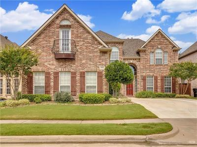 Frisco Single Family Home For Sale: 3883 Truman Drive