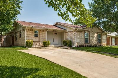 Irving Single Family Home For Sale: 3933 Sun Valley Court