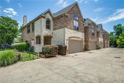 Dallas Single Family Home For Sale: 2206 Apollonia Lane