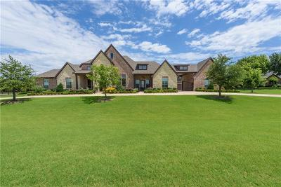 Collin County Single Family Home For Sale: 5503 Estate Lane