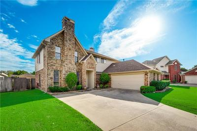 Mesquite Single Family Home For Sale: 512 Clear Springs Drive