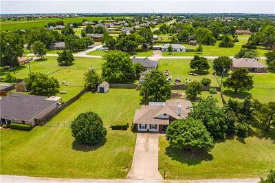 Waxahachie Single Family Home For Sale: 1214 Hillview Drive