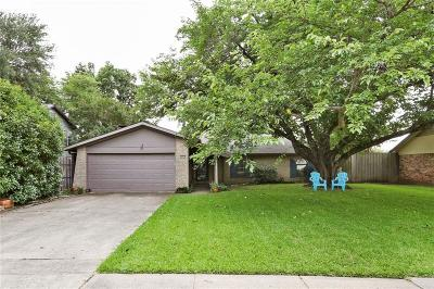 Dallas County Single Family Home For Sale: 1602 Wendy Way