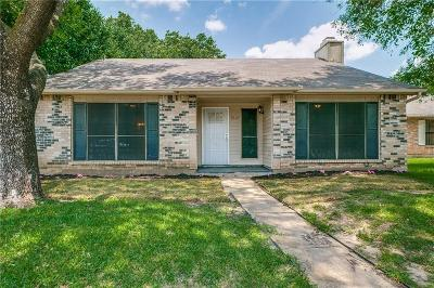 Dallas Single Family Home For Sale: 9227 Pinehaven Drive