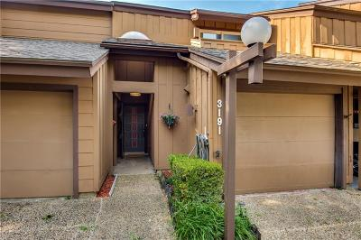 Farmers Branch Townhouse For Sale: 3191 Golden Oak