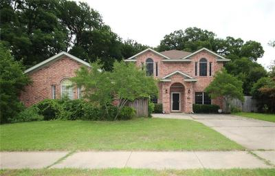 Allen Single Family Home For Sale: 1303 Red Tip Drive