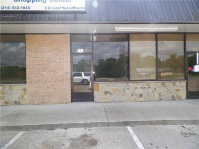 Wills Point Commercial Lease For Lease: 572 N 4th Street