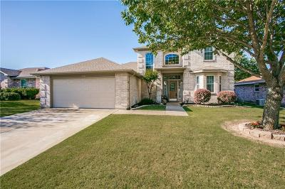 Wylie Single Family Home For Sale: 222 Lake Wichita Drive