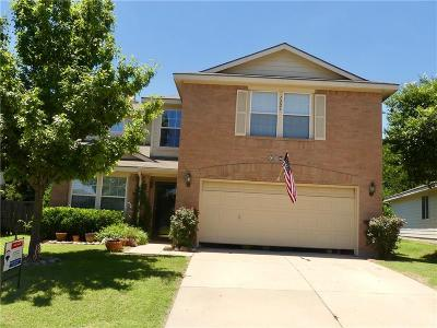 Anna Single Family Home For Sale: 1226 Post Oak Trail
